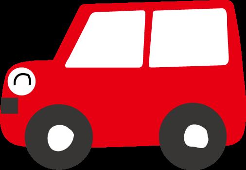 車のイラスト 無料イラスト フリー素材