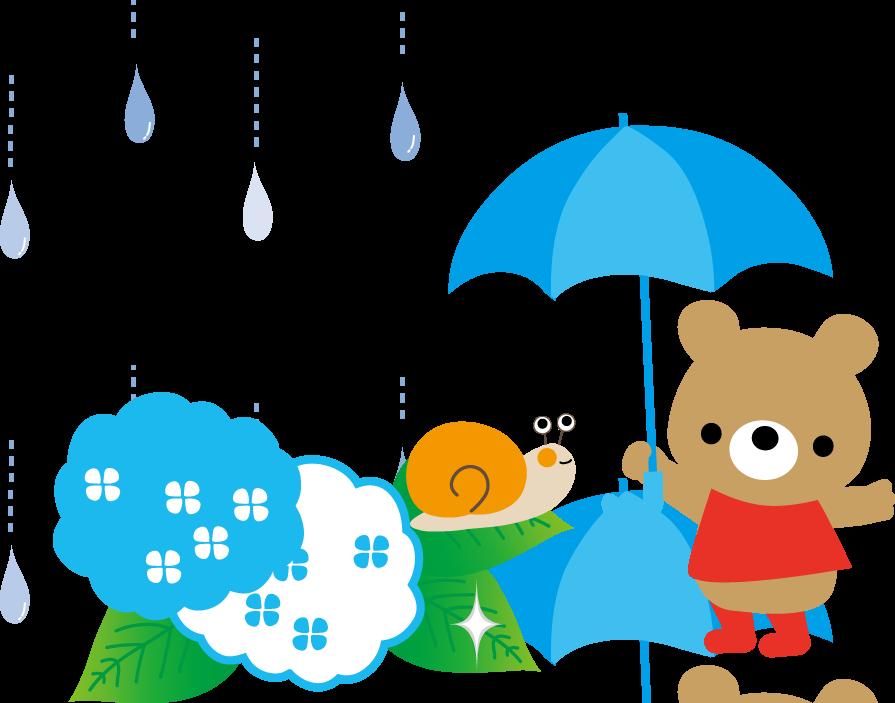 「梅雨 イラスト フリー」の画像検索結果