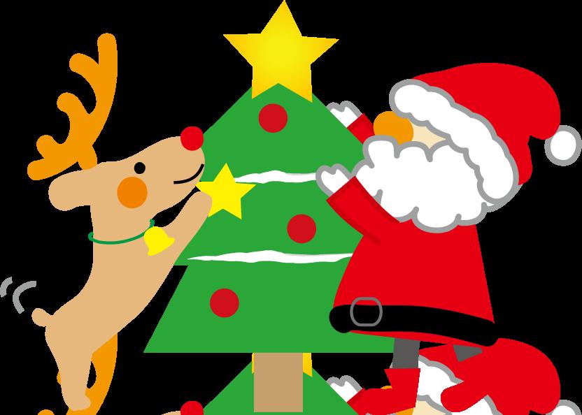 「クリスマス 無料 イラスト」の画像検索結果