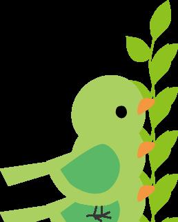 小鳥のイラスト(挿絵)無料 ... : 手紙 ダウンロード : すべての講義