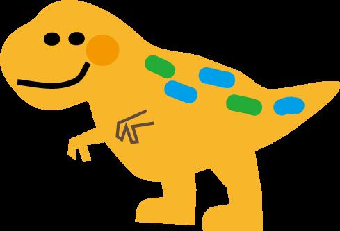 ティラノサウルスの画像 p1_1