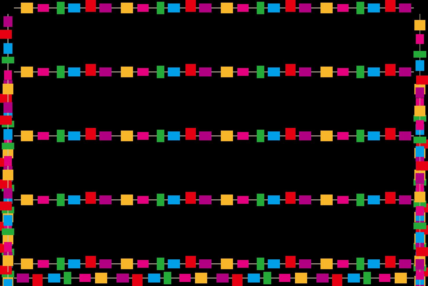 イラスト枠・飾り線・無料イラスト素材
