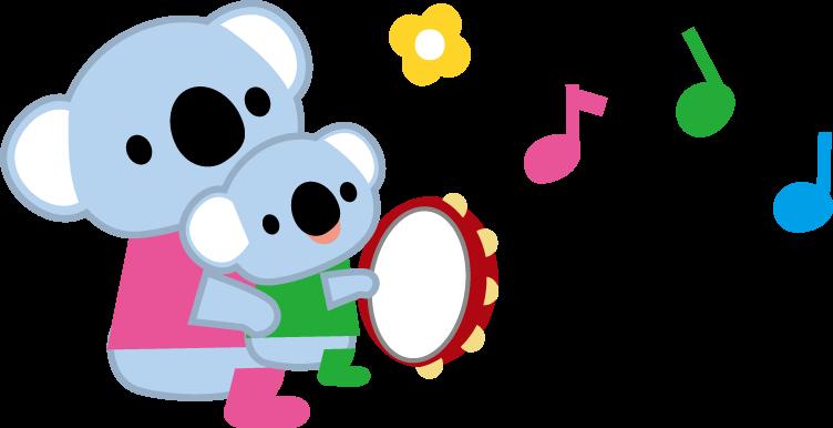リトミックのイラスト・音楽 ... : 幼稚園児の絵 : すべての講義