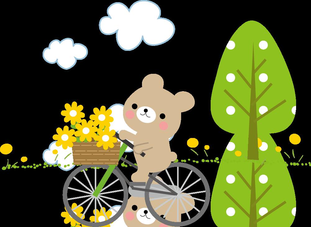 自転車の 自転車 素材 イラスト : カット : 自転車のイラスト素材 ...