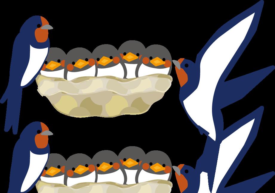 「イラスト無料 ツバメ」の画像検索結果