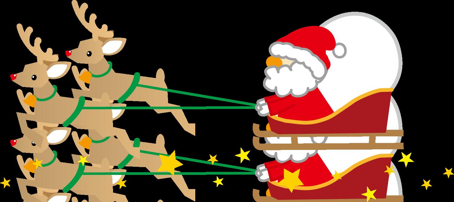 クリスマスのイラスト/無料イラスト/フリー素材 : 【60枚以上
