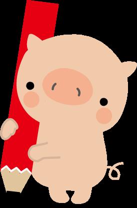 豚の画像 p1_37