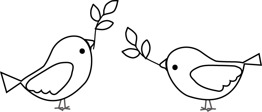 ... のイラスト( 無料イラスト : 無料メッセージカード素材 : カード