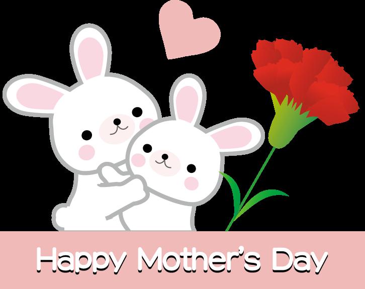 「母の日 イラスト」の画像検索結果