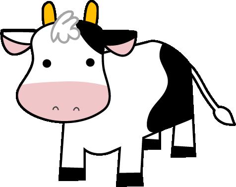 「牛イラスト 無料」の画像検索結果